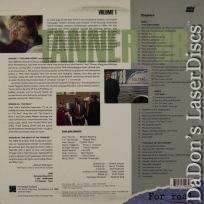 Tanner \'88 vol. 1 Criterion LaserDisc Murphy Reed Nixon Comedy