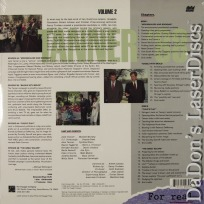 Tanner \'88 vol. 2 Criterion NEW LaserDisc Murphy Reed Comedy