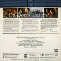 Target Rare LaserDisc Gene Hackman Matt Dillon Thriller