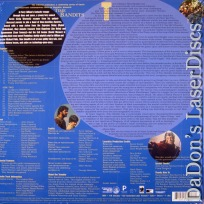 Time Bandits WS Criterion #354 LaserDisc Connery Sci-Fi