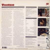 Tootsie WS Criterion #145 NEW LaserDisc Hoffman Lange
