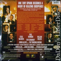 The Towering Inferno THX WS Remastered NEW LaserDisc