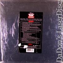 Toy Story AC-3 THX Widescreen CAV LaserDisc Disney Box Set Pixar Animation