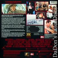 True Lies DTS WS Rare LaserDisc Schwarzenegger Curtis Spy Action