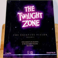 The Twilight Zone vol 2 Rare Boxset LaserDisc Sci-Fi