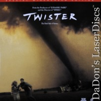 Twister AC-3 THX WS LaserDisc Hunt Paxton Elwes Action