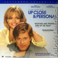 Up Close & Personal DSS WS NEW Rare LaserDisc Redford Pfeiffer Romantic Drama