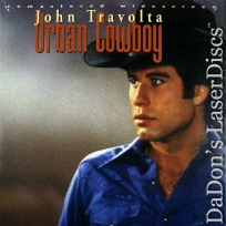 Urban Cowboy AC-3 Remastered Widescreen NEW LaserDisc Travolta Winger Drama