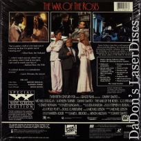 The War of the Roses WS NEW LaserDisc Box DeVito