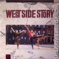 West Side Story WS Criterion #72A Rare NEW LaserDisc