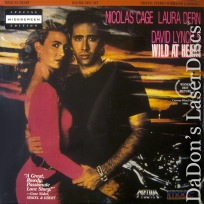 Wild at Heart DSS WS Rare NEW LaserDisc Lynch Cage Thriller