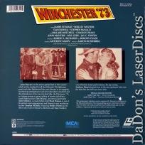 Winchester \'73 Encore NEW LaserDisc Stewart Winters
