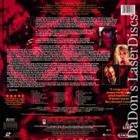 Wishmaster AC-3 WS Pioneer Special Ed NEW LaserDisc Horror