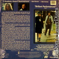 A Woman Under the Influence WS NEW PSE LaserDiscs Drama