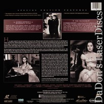 Wuthering Heights LaserDisc NEW Pioneer Special Edition Drama