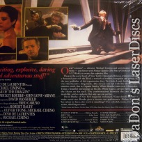 Year of the Dragon DSS WS Rare LaserDisc NEW Rorke