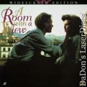 A Room with a View Dolby Surround Rare LaserDisc WS Carter Lewis Romantic Drama