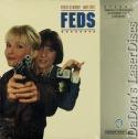 Feds Mega-Rare LaserDisc Rebecca De Mornay Marshall Gross Comedy