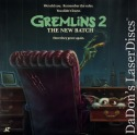 Gremlins 2 The New Batch Widescreen Rare NEW LaserDisc Cates Comedy