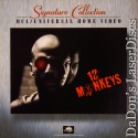 12 Monkeys AC-3 WS Signature Collection LaserDisc Box Sci-Fi