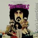 200 Motels Frank Zappa's Mega-Rare LaserDiscs Starr Musical