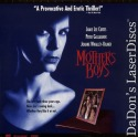 Mother's Boys Dolby Surround Widescreen Rare NEW LaserDisc Mystery