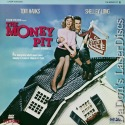 Money Pit Dolby Surround Remastered Rare LaserDisc Hanks Long Comedy