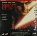 Midnight Edition Dolby Surround Rare NEW LaserDisc Patton Wren Thriller