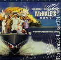 McHale's Navy Dolby Surround Widescreen Rare LaserDisc *CLEARANCE*