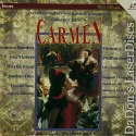 Bizet Carmen NEW Mega-Rare LaserDisc Herbert von Karajan Grace Bumbry Music