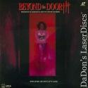 Beyond the Door III Rare NEW LaserDisc Mary Kohnert Bo Svenson Horror