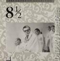 8 1/2 WS Criterion #71 Rare NEW LaserDisc Cardinale Mastroian Drama Foreign