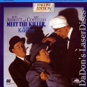 Abbott and Costello Meet The Killer Encore LaserDisc Comedy