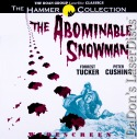 The Abominable Snowman WS Roan LaserDisc Tucker Cushing Horror
