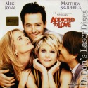 Addicted to Love AC-3 WS Rare LaserDisc Broderick Ryan Comedy