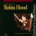 The Adventures of Robin Hood Criterion #66 2nd Printing Rare LaserDisc Adventure