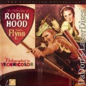 The Adventures of Robin Hood Criterion #66A LaserDisc Adventure