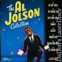 Al Jolson Collection Rare Box Set Vitaphone LaserDiscs