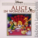 Alice in Wonderland Rare LaserDisc NEW Box Set Disney