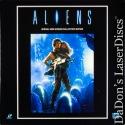 Aliens WS CAV DSS Rare Uncut LaserDisc Box Set Weaver Sci-Fi *CLEARANCE*