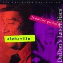 Alphaville WS Criterion #274 Rare LaserDisc Sci-Fi
