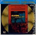 Alsino and the Condor Rare CinemaDisc NEW LaserDisc Drama Foreign