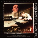 Amadeus WS AC-3 THX PSE Pioneer Special Edition NEW LaserDisc Biography Drama