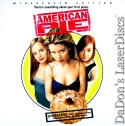 American Pie AC-3 WS Rare UNRATED LaserDisc Biggs Klein Comedy