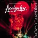 Apocalypse Now AC-3 THX WS Remastered LaserDisc Brando Duvall War Drama