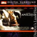 Apollo 13 DTS THX WS LaserDisc Rare LD Hanks Howard Drama