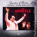 The Apostle DSS WS Signature Collection Rare LaserDisc Drama