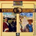 The Appaloosa My Name Is Nobody NEW Encore LaserDiscs Western