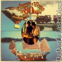 Around the World in 80 Days Rare NEW TV LaserDiscs Box