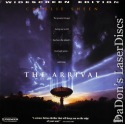 The Arrival AC-3 WS Rare NEW LaserDisc Sheen Sci-Fi